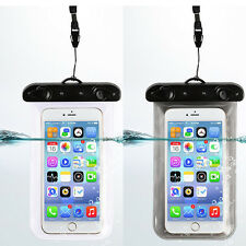 Funda Bolsa Impermeable WATERPROOF Sumergible CARCASA Pour Phone MP3 ipod