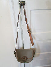 DOONEY & BOURKE Vintage Small Crossbody Tan All weather leather Bag