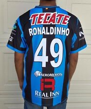 "NEW! QUERETARO FC RONALDINHO #49 HOME JERSEY 2014-15 ""UNBRANDED"" AVAILABLE S,M,L"
