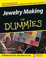 Jewelry Making and Beading for Dummies by Heather Dismore and Tammy Powley...