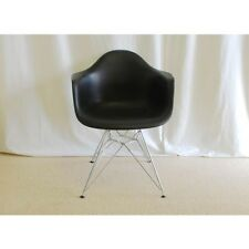 Singe or Set 2 Eames Wire Base Arm Chair -Eiffel Molded Wire Base Arm Chair