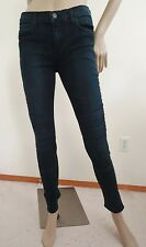 Nwt J Brand Designer 8340 Willow Ankle Super Skinny Mid Rise Stretch Jeans Verve