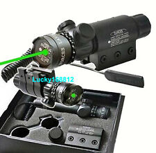 red /Green laser sights sites outside adjust for rifle scope gun outdoor hunting