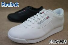New! Reebok Womens Princess Classic Athletic Shoes-In Black or White