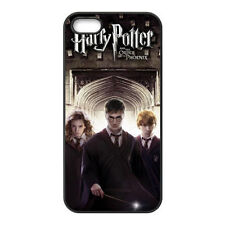 Custom Harry Potter Three Actors For iPhone 4 4S 5 5S 5C 7 Plus iPod Case Cover