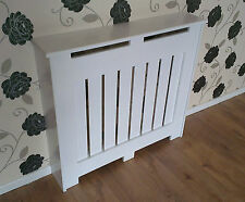Made To Measure Classic Radiator Cover / Cabinet - Vertical Slats Grille