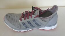 ADIDAS Climacool Men's Golf Shoes Grey Red NEW 2015 Spikeless Medium Q44603