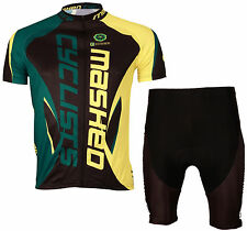 Cycling Jersey Cycle Shirt Bicycle Jersey Cyclist Suit & Short Set MIX-S05