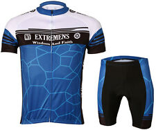 Cycling Jersey Cycle Shirt Bicycle Jersey Cyclist Suit & Short Set ZRS09