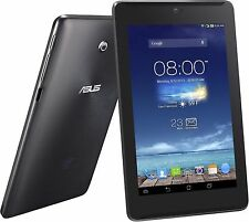 "New ASUS Fonepad 7"" Dual Sim 8GB WiFi 3G GSM Unlock Android Tablet FE170CG"