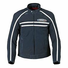 Triumph Speed Record Men's Textile Motorcycle Jacket Blue MTHA14120