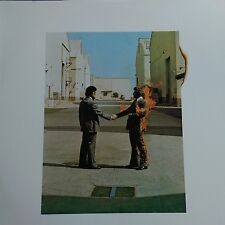 ** PINK FLOYD  **  WISH YOU WHERE HERE **  NM-  ** EXTRA NICE   A GREAT GIFT,