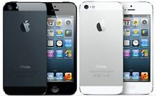 Apple iPhone 5 16GB A1428 Black or White - AT&T Cricket Straight Talk Net10 H2O