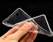 1x Transparent Clear TPU Silicone Gel Soft Case Skin Cover For Sony Xperia serie