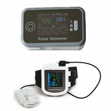 NEW FDA CE approved Contec Color OLED Fingertip Pulse Oximeter  SPO2  50H 50I