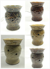 Classic Ceramic Electric Wall Scent Oil Tart Fragrance Lamp Warmer Burner Aroma
