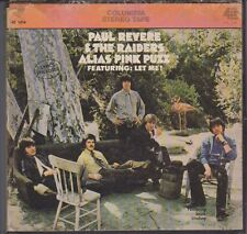 Paul Revere and The Raiders~Alias Pink Puzz~Reel Tape~1969~RTR~3.75 ips~HC 1214