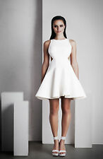 NEW Lexi Calypso    Short Dress - White Lexi Clothing