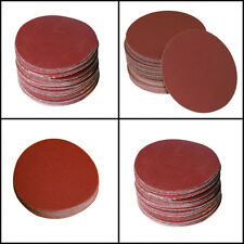 6inch 40#---3000# Sander Disc Sanding  Polishing Pad -Select Grits & Sets