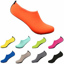 CHOICE!! AQUA skin shoes BAREFOOT beach multi water yoga socks free shipping us