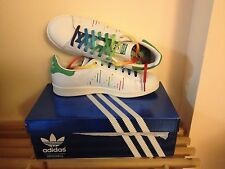 Adidas Originals Stan Smith Pride Pack Men Shoes/D70352