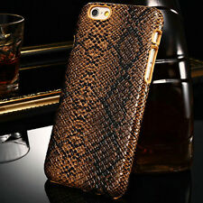 Retro Snake Skin Pattern Hard Plastic Back Case Cover For iPhone 6 6 Plus 5.5""