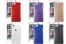 "MACALLY SNAPP6L iPhone 6 Plus 5.5"" Snap-On Case, lightweight, metallic finish"