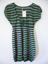 New with Tags!!! Free People Green Sweater Knit Dress ORIGINALLY $138! Small