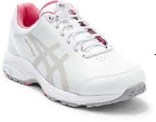 Asics Gel Cardio Zip 3 Womens Walking Shoes (D) (0101) + FREE AUS DELIVERY