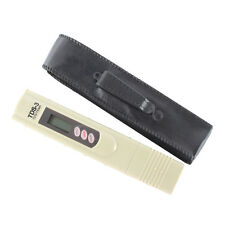 Digital LCD TDS Meter Tester Water Quality Filter PPM Purity Test Set Pen Stick