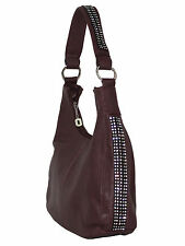 Concealed Carry Purses - Rhinestone Hobo Concealment Purse by Roma Leathers -CCW