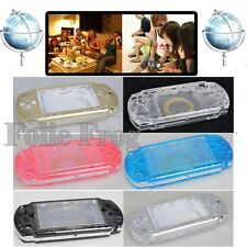 Fascia Full Housing Shell Case Cover Faceplate + Keypad Button For Sony PSP 1000