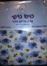 Brand new Boys and Girls Brand New Baby Crib Cot Bed Fitted Sheet.