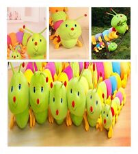 HOT Popular Colorful Inchworm Soft Lovely Developmental Child Baby Toy Gift new