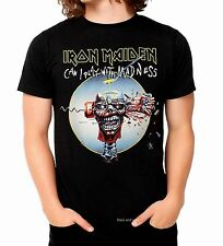 Iron Maiden Can I Play With Madness  metal rock T-Shirt L Last NWT