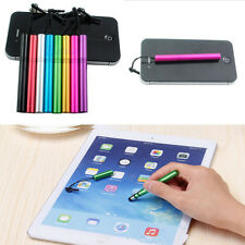 1Pc Universal Anti-Dust Cap Touch Screen Pen For iPhone  Pad Tablet & Phones