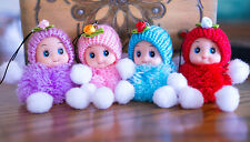 Cute Kawaii Ddung Anime Doll Kids Gift 10cm Loop Manga Cute Toy Soft Gift Wool