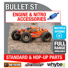 HPI BULLET ST [All Engine Parts] Genuine HPi Racing R/C Standard & Hop-Up Parts!