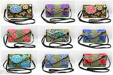 Wholesale4pcs Chinese Handmade Vintage Tradition Embroidered Purse/Clutch bag