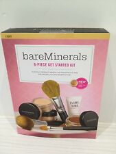Bare Minerals Get Started Kit with CLG 9 Piece 4 Shades