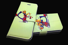 Minion Cartoon Megnatic Leather Stand Book Case Cover For Various Mobiles Phones