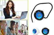 Tiny Wireless Bluetooth3.0 Stereo Headset Earbuds Headphone For iPhone HTC Nokia