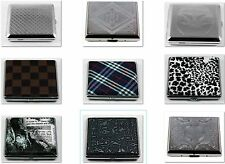 Top Rated Stylish RFID Blocking Double Sided King Cigarette Case Wallet Holder