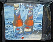 LABATT BLUE & LABATT BLUE LIGHT BEER Drink / Bar Coasters (Asst'd Lots) (#S5235)