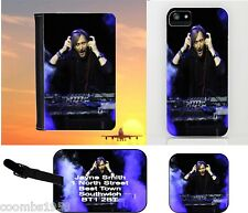 DAVID GUETTA LUGGAGE TAG PASSPORT COVER PHONE CLIP ON COVER DRINKS COASTER