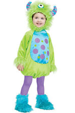 Li'l Monster Infant/Toddler Halloween Costume (Green)
