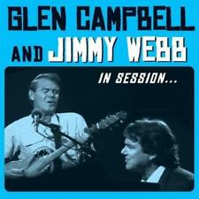 In Session - Glen Campbell New & Sealed Compact Disc Free Shipping