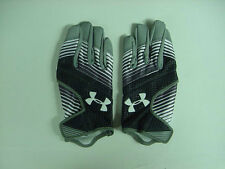 Under Armour BlitzII Football Gloves Skilled Position Silicone Palm Size: Large