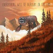 Everything Will be Alright in the End - Weezer New & Sealed CD-JEWEL CASE Free S