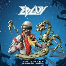 Space Police - Edguy New & Sealed Compact Disc Free Shipping